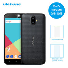 Auf Lager Ulefone S7 Pro 3G Entsperren Dual-sim-karte Smartphone 5 zoll Android 7.0 Nougat Quad Core 2 + 16G 8MP Touch Mobile Handy