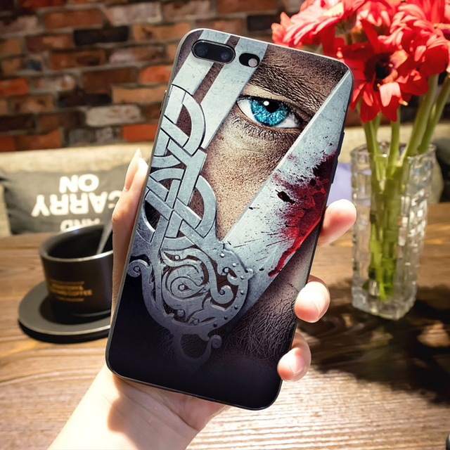 VIKINGS THEMED IPHONE CASE (9 VARIAN)