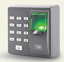 Дверного считыватель замка доступа rfid контроля код отпечатков сканер системы пальцев