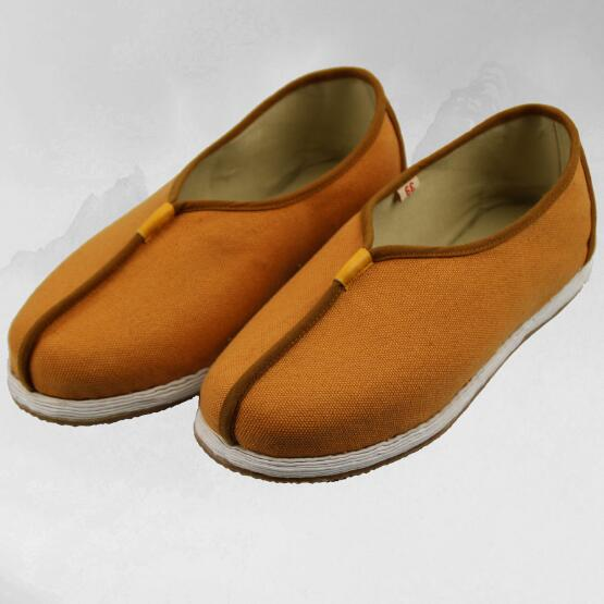 Buddhist supplies Pure handmade Melaleuca shoes High Quality Monk shoes Lay shoes