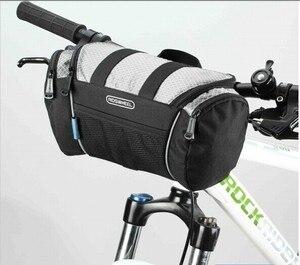 Bolsa de guiador de bicicleta/à prova dwaterproof água/saco de rosewheel 11494