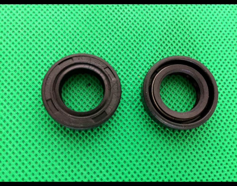 2Pcs Oil Seal For STIHL MS180 MS170 MS250 MS230 017 018 021 023 025 Chainsaw 2-Stroke 15*25*5 Replace #9638 003 1581