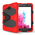 Silicone Hybrid Extreme Military Heavy Duty Shockproof Stand Hang Cover CaseFor Samsung Galaxy Tab A 7.0 T280 T285Tablet Case