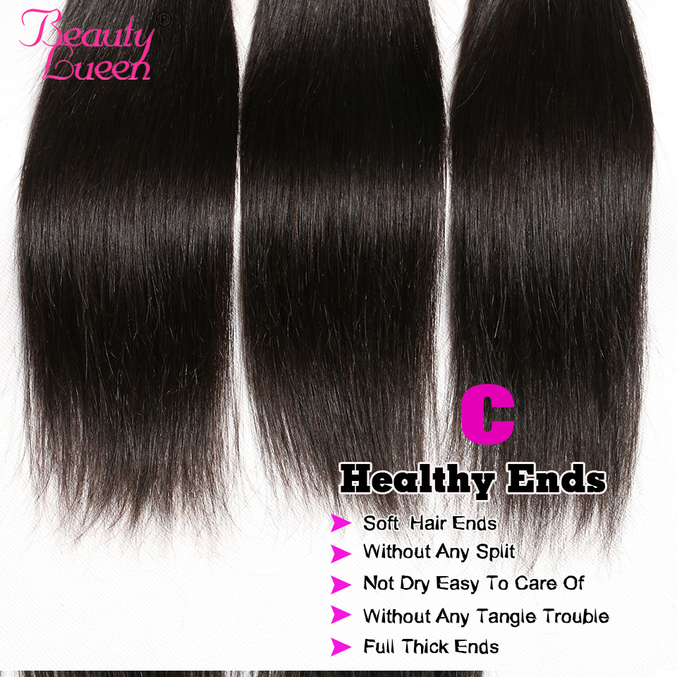 brazilian straight hair weave bundles with closure remy 34 bundles brazillian straight hair with closure jet black human hair (30)