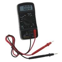 Профессиональный цифровой мультиметр AN8205C ЖК-дисплей цифровой мультиметр AC/DC термометрический амперметр вольтметр измеритель омметра