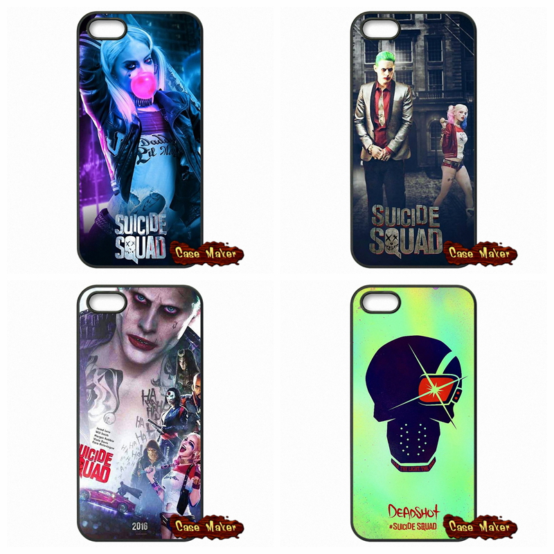 coque iphone 5 suicide squad