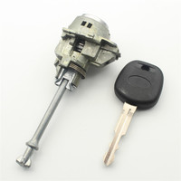 FLYBETTTER OEM Left Door Lock Cylinder Auto Door Lock Cylinder For Toyota Land Cruiser/Prado G43