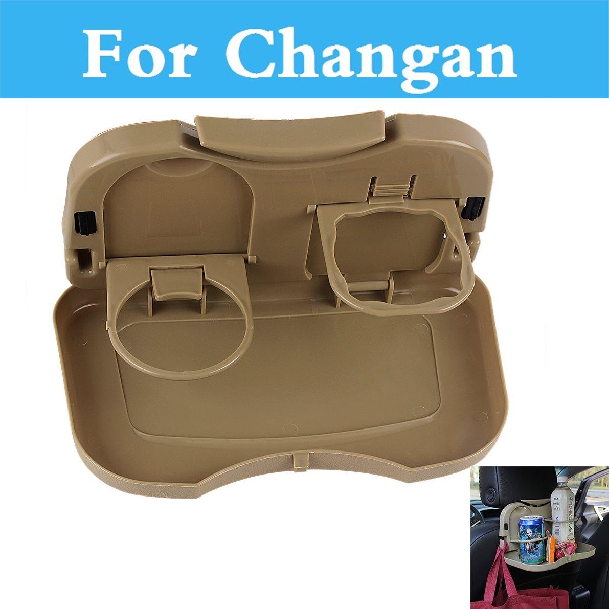 Авто пить подстаканник спинки сиденья вешалка бутылок Подставка сиденья клина чашки пить держатель для Changan Cs35 Cs75 Бенни eado raeton Z-блеск