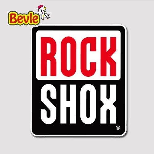 Bevle 3378 Rock Shox Brand Sign Badge Tide Waterproof Stickers Laptop Luggage Fashion Car Graffiti Cartoon 3M StickerBevle 3378 Rock Shox Brand Sign Badge Tide Waterproof Stickers Laptop Luggage Fashion Car Graffiti Cartoon 3M Sticker