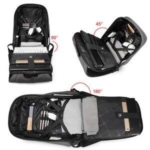 Image 3 - Tigernu moda sırt çantası Anti hırsızlık erkekler sırt çantası iş dizüstü sırt çantası kadın 14 17 inç sırt çantası seyahat Mochila Feminina