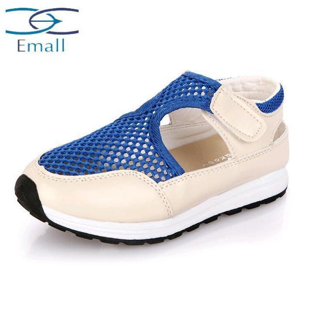 788721a19 2016 nuevos niños del verano zapatillas sandalias zapatos moda niños niñas  sandalias niños de la marca