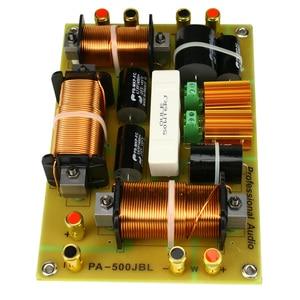 Image 5 - GHXAMP 2 Weg Crossover 1500W Höhen + Dual Woofer Lautsprecher Crossover 2500Hz High Power Für 15 18 zoll Bühne Professional Audio 1PC