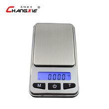 200g / 0.01g Digital Pocket Scale With LCD Display Portable Electronic Balance Mini Precision Jewelry Scale 0.01g Kitchen Scale