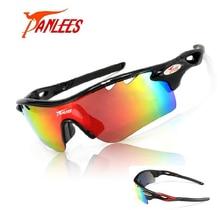 Brand Fashionable UV400 Protection Polarized Cycling Eyewear Bike Glasses Cycling Glasses Sport Glasses 3 Lens Free Shipping