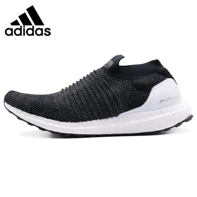 low priced 5c6dd 91e14 Original New Arrival 2018 Adidas UltraBOOST LACELESS Men s Running Shoes  Sneakers