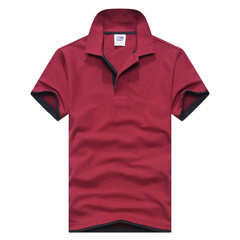 New 2019 Men's brand men Polo shirt D esigual Men's cotton short-sleeved polo shirt sweatshirt T-ennis Free shipping XS-3XL 11