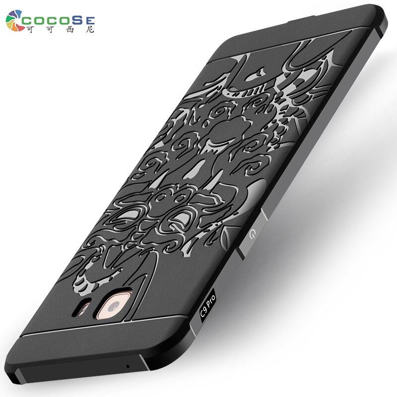 COCOSE For Samsung Galaxy c9 pro c9000 case silicon phone