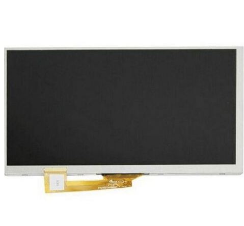 New LCD Display Matrix 7 inch Irbis TZ44 3G Tablet 1024*600 inner LCD Screen Panel Lens Module replacement Free Shipping