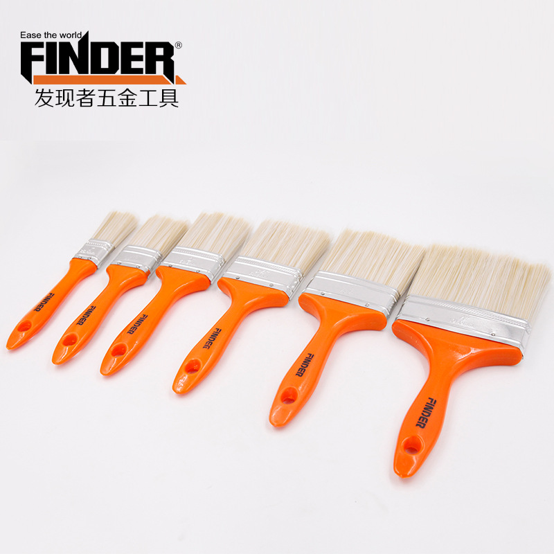 FINDER 6pcs/Set Wall Paint Brush 1