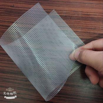 22x10cm płótno rozpuszczalne w wodzie magiczne płótno 14ct ścieg krzyżykowy znika w wodzie DIY ręcznie haft na ubrania tanie i dobre opinie Odzież akcesoria Stałe Kanwa Włosy syntetyczne Duszpasterska Zwinięte oneroom Plastic bag piece 0 5kg (1 10lb ) 10cm x 10cm x 2cm (3 94in x 3 94in x 0 79in)