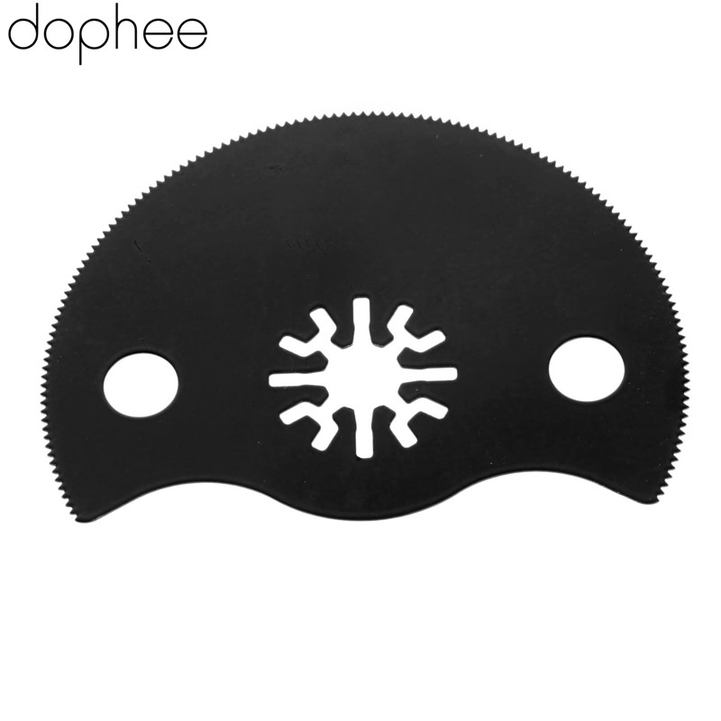 Dophee 88mm HCS Oscillating Saw Blade For Multimaster For Bosch Fein Dremel Woodworking Tool Oscillating Multi Tools For Cutting