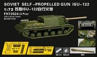 Montage modell Yingxiang 1/72 ISU-122 der Sowjetunion (mit 720063) Retrofit Etch blatt