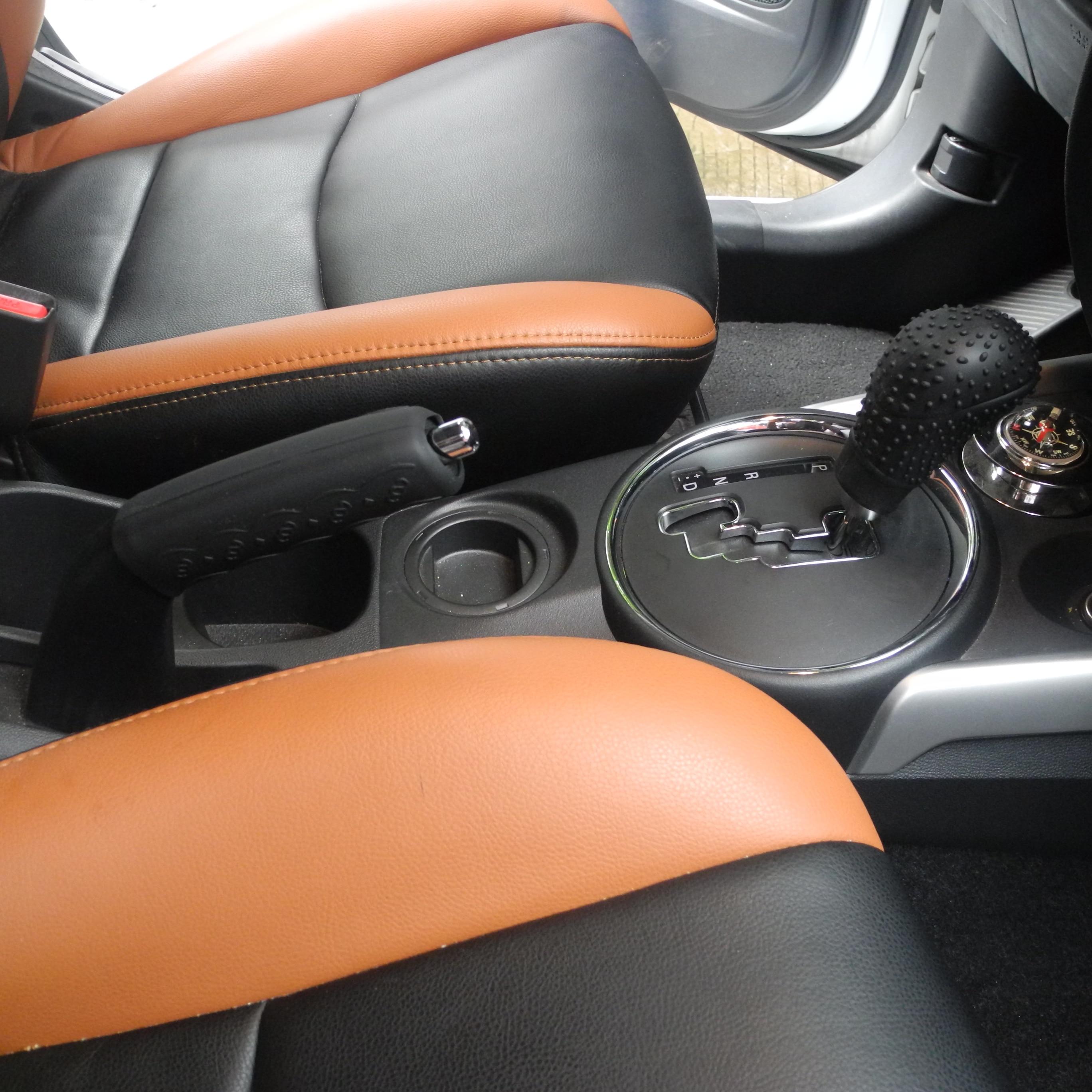 A Set Silicone Manual Car Gear Head Shift Knob Cover Gear Shift Collars Handbrake Grip Hand Brake Universal Cover Case