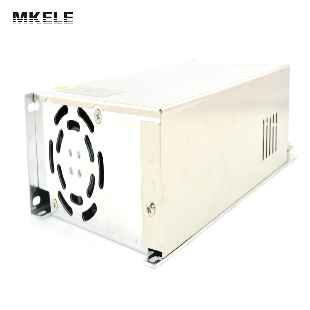 (S-500-12) power supply 12v 500w Constant voltage AC to DC 12V 40A dc power unit supply industrial switching LED driver meanwell 12v 350w ul certificated nes series switching power supply 85 264v ac to 12v dc