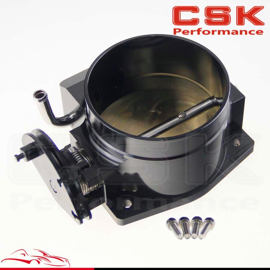 Corps d'accélérateur 92 MM GEN III LS1 LS2 LS6 LS3 LS LS7 SX LS 4 CNC câble de boulon BK