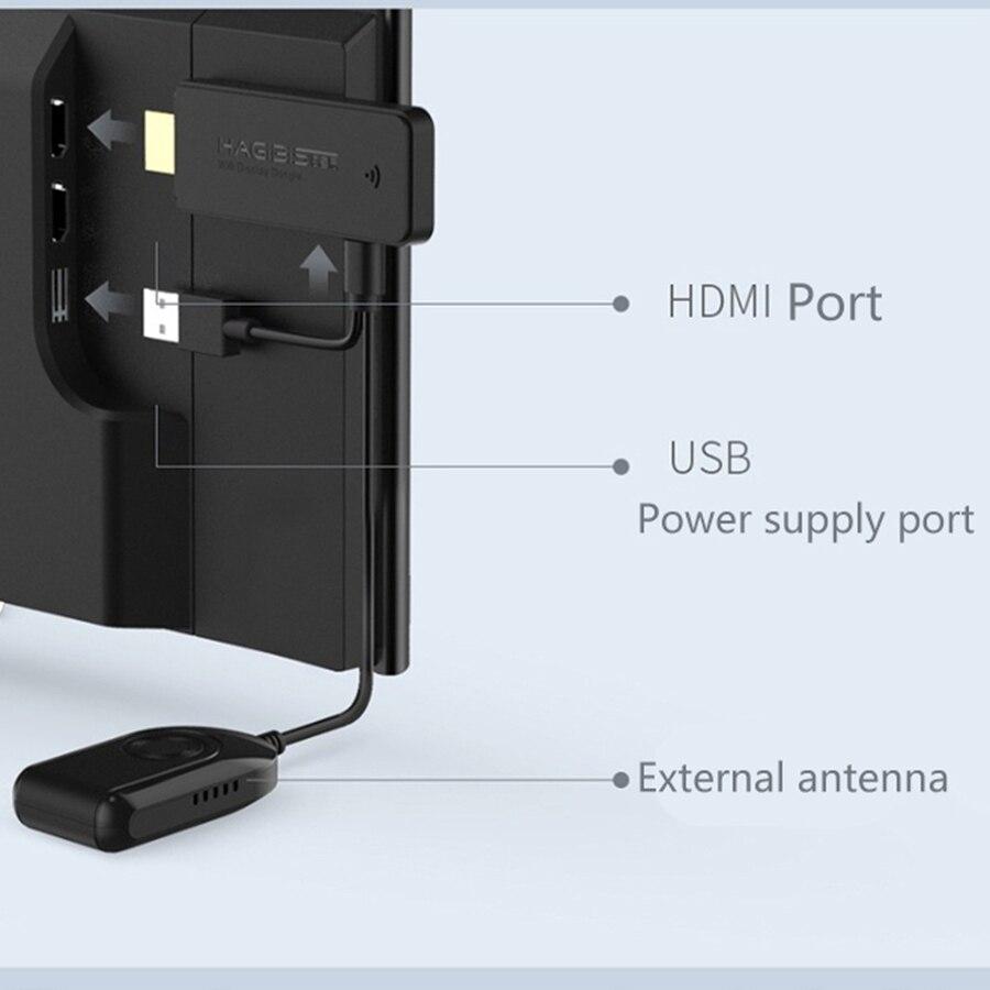 Image 5 - Original Xiaomi Youpin HDMI Wireless Mirroring Multiple Device with Same Screen WIFI 2.4g+5g 1080p HD One Screen Smart Device