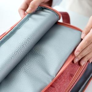 Image 5 - Waterproof Travel Storage Bag Dry Wet Separation Wash Bag Washable Multi Function Organizer Bags for Hiking Travelling Women Men