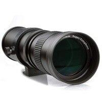 Mcoplus 420 800mm F8.3 16 Super Telephoto Lens Manual Zoom Lens for Nikon D7100 D5300 D5100 D3200 D750 D3100 DSLR Camera