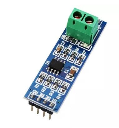 FREE SHIPPING 20PCS/LOT MAX485 Module, RS485 Module, TTL Turn RS - 485 Module, MCU Development Accessories