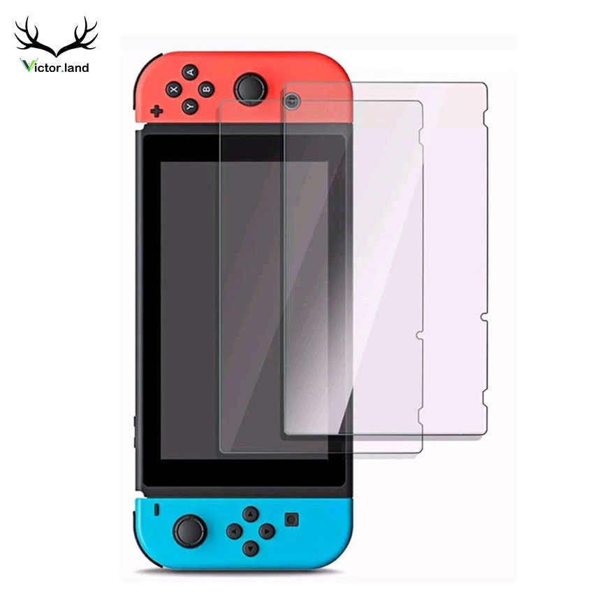 9H Tempered Glass For Nintendo Switch NS Screen Protector For Nintend Switch Film Case Cover Guard Game Girl Boy