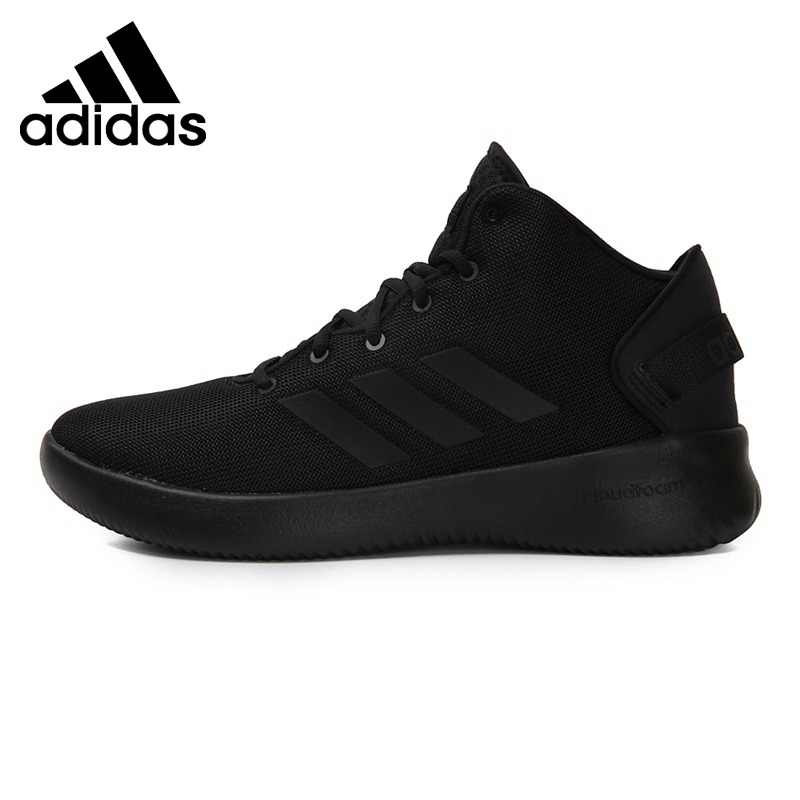 Original New Arrival Adidas NEO Label CF REFRESH MID Men's Skateboarding Shoes Sneakers