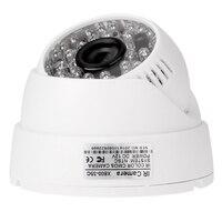 1 3 CMOS 800TVL 48 IR LED Internal Security Camera 3 6 Mm Dome Of The