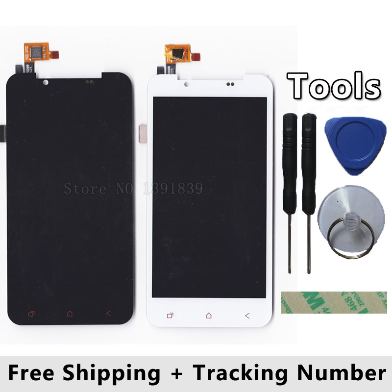LCD Display + Touch Screen Digitizer Glass Panel For Star S5 Butterfly PULID F17 + MIZ Z2