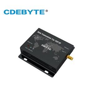 Image 2 - E90 DTU (900SL30 ETH) RJ45 Ethernet חדש לורה SX1262 30dBm 1W 915MHz TCP UDP יציאה טורית אלחוטי משדר מודם