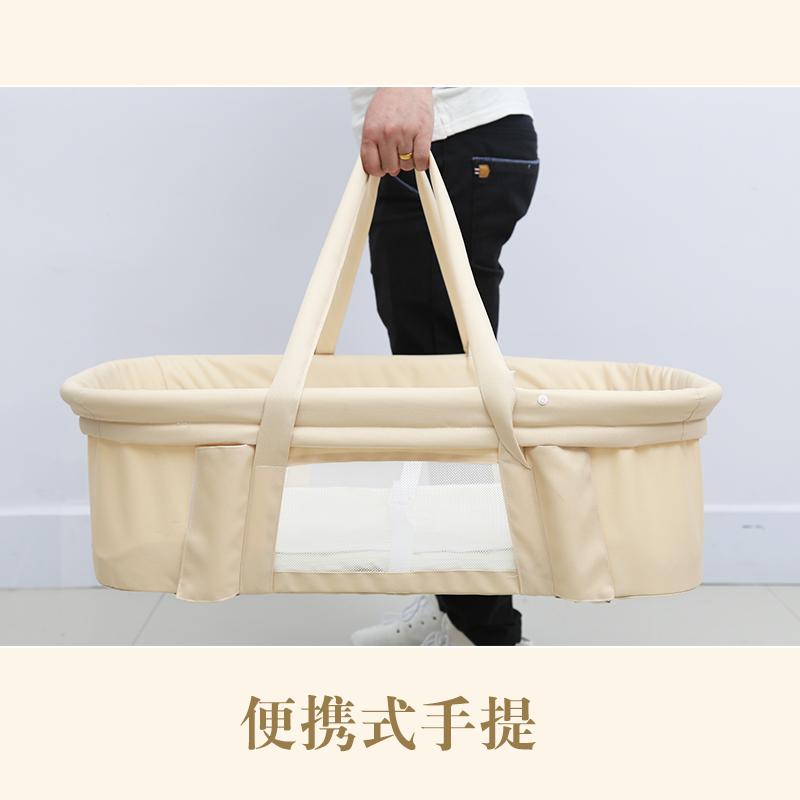 verano cama beb cesta coche de beb recin nacido capazo plegable porttil cama cesta cirb cuna