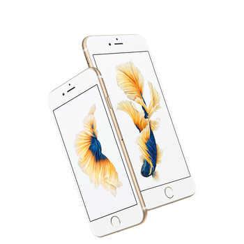 Unlocked Apple iPhone 6s Dual Core 4.7\'\' 2GB RAM 16/64GB ROM 4G LTE Mobile phone 4K Video iOS 9 12.0MP IOS 9 Smartphone Rated
