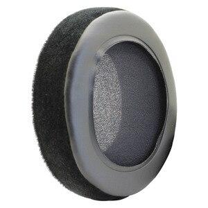 Image 5 - POYATU pedleri Sennheiser HD650 onarım parçaları Sennheiser HD600 kulaklık yedek kulak pedleri kulak yastık kulak bardak kulak koruyucu