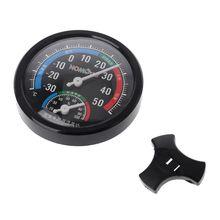 Термометр для измерения температуры рептилий, гигрометр для измерения влажности, Vivarium Tank, принадлежности для рептилий, термо-гигрометр, ветеринарное оборудование