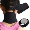 1 pcs Cuidados de Saúde Terapia Magnética Auto Aquecimento Pescoço Cuidado Vértebra Cervical Cinto Belt Dor de cabeça Neck Massager Cuidados Com o Corpo