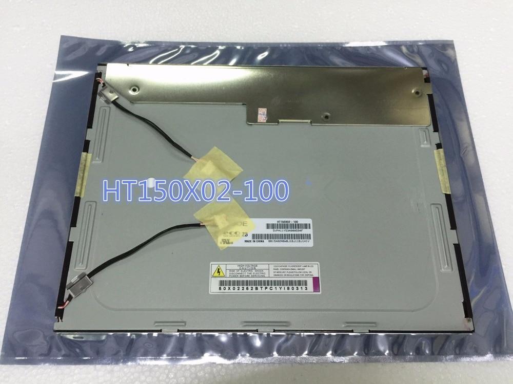 15 inch HT150X02-100 Display screen boe 15 inch ht150x02 100 industrial lcd screen ht150x02 dual lamp lcd lcd screen