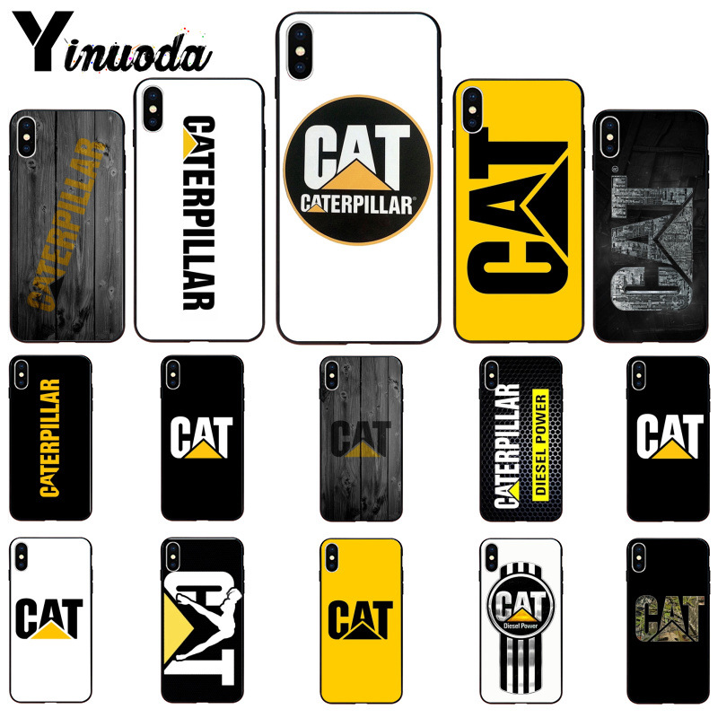 19397131fc84d7 Yinuoda Caterpillar 3 Pattern TPU Soft Phone Accessories Cell Phone Case  for iPhone 5 5Sx 6
