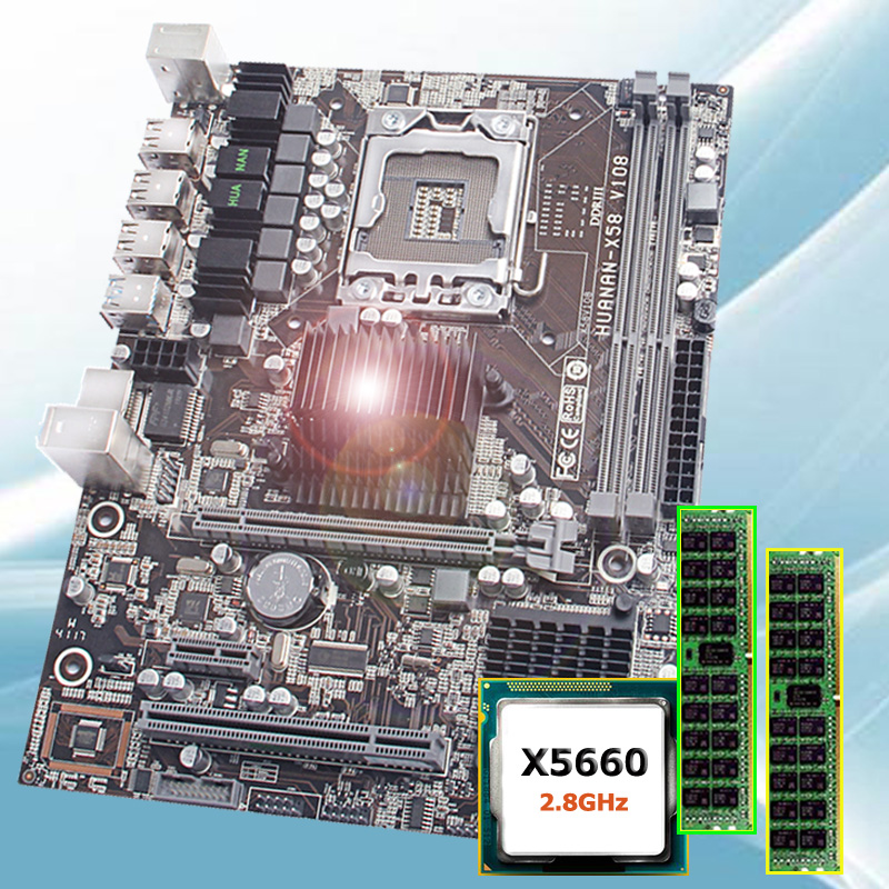 X58+X5660+24