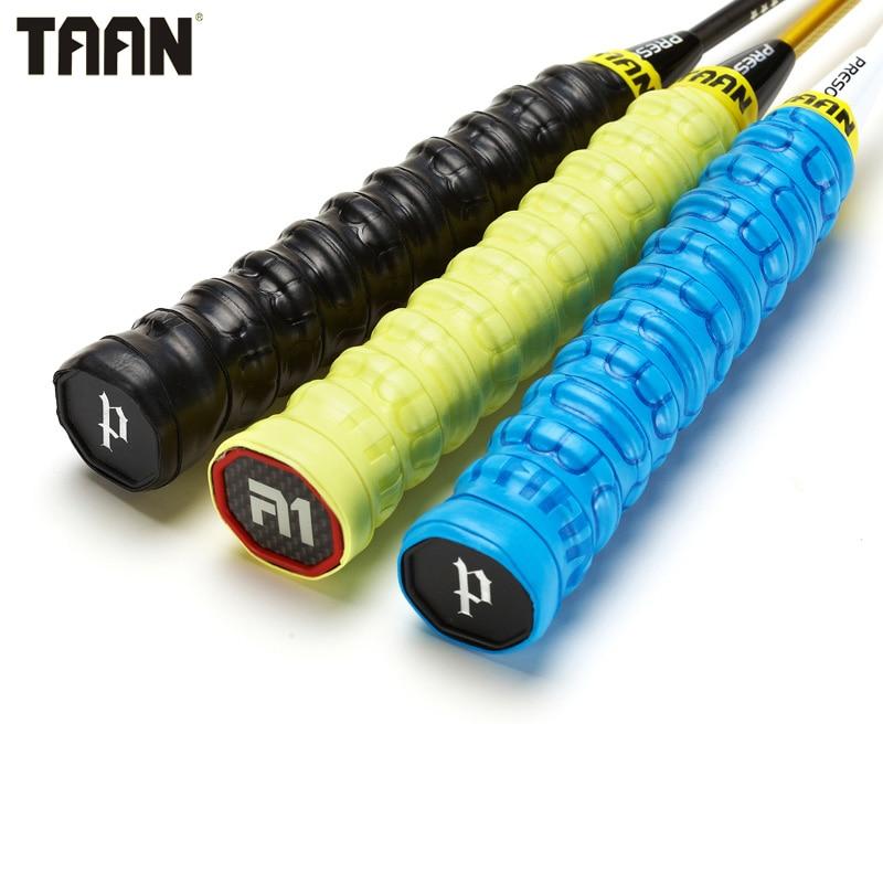 3Pcs/lot TAAN Brand Professional Over Grip Tennis Racket Overgrip Badminton Handle Tape Anti Slip Shock Absorption Sweatband H12