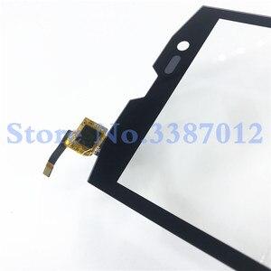 Image 3 - Substituição de Alta Qualidade Para Vertex Impressionar Aperto Digitador Da Tela de Toque Outer Lente de Vidro Painel Do Sensor