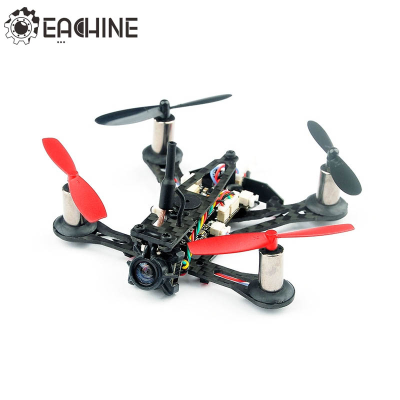 Eachine QX95S F3 Betaflight OSD Buzzer LED Micro FPV Racing Drone RC Quadcopter BNF with 600TVL HD Camera 5.8G 40CH RC Models drone with camera rc plane qav 250 carbon frame f3 flight controller emax rs2205 2300kv motor fiber mini quadcopter