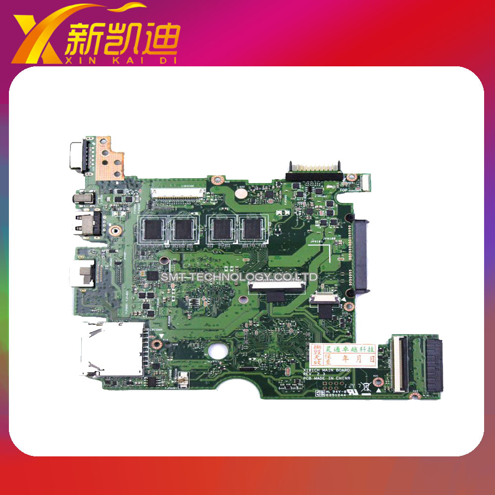 ФОТО For ASUS Epc X101CH REV:2.0 Laptop Motherboard 100% Tested Free Shipping